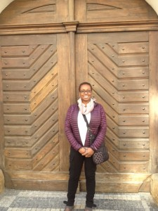 RIT Online Executive MBA Student on International Trip in Prague